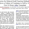 Risk Factors for DGF